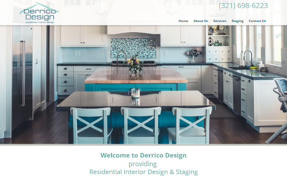 Visit Derrico Design. This link opens new window.