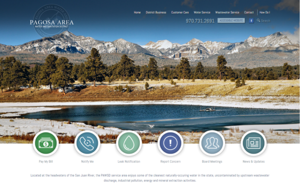 Pagosa Area Water and Sanitation District
