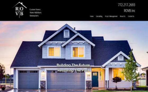 ROVB Custom Home Builders. This link opens new window.