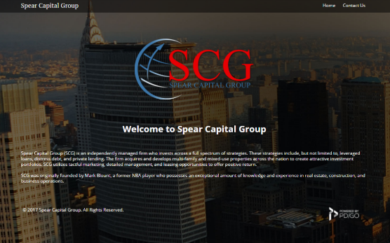 Visit Spear Capital Group