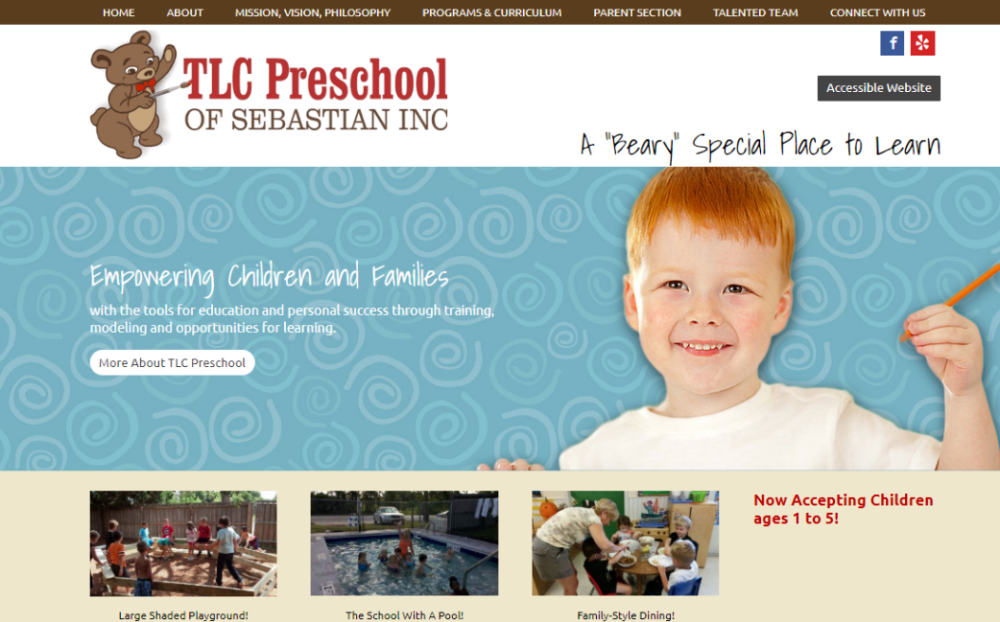 TLC Preschool of Sebastian