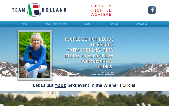 Visit Team Holland. This link opens new window.