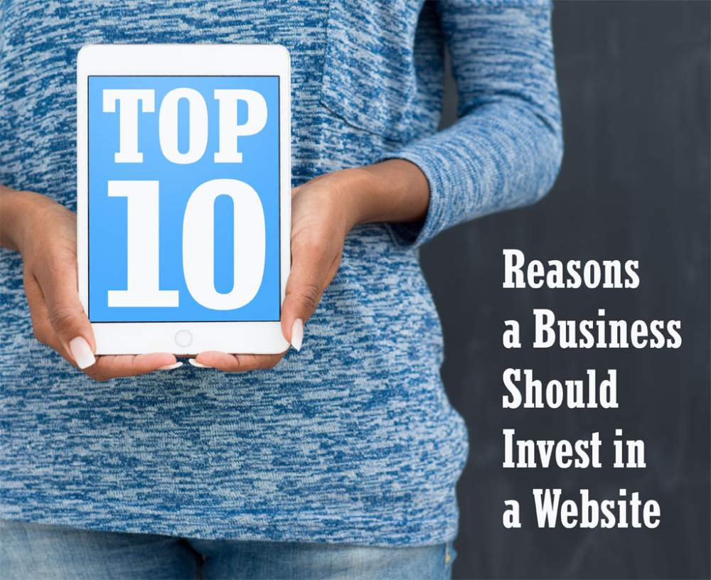 Top 10 Reasons Why Your Business Needs a Professional Website
