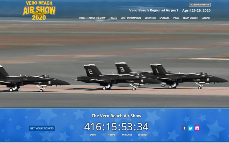 Vero Beach Air Show 2020