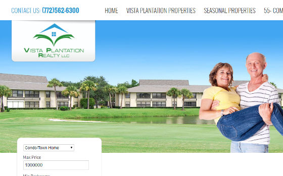 Vista Plantation Realty. This link opens new window.